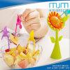2016new! Вилка плодоовощ Fork& конструкции птиц цветка пластичная для кухни