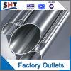 precio de fábrica 304 tubos de acero inoxidable integrada
