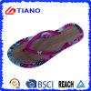 Nuevo deslizador colorido de la playa de la manera de EVA para las mujeres (TNK35353)