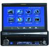 Coche todo en jugadores de un DVD con Bluetooth/el panel desmontable (D1766)
