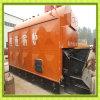 Doppia caldaia industriale della pallina del vapore del timpano (DZL)