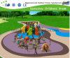 Crianças Outdoor Playground Plastic Escalada Play Set (H14-03257)