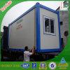 Casa movible del envase de la talla estándar para vivir