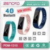 가장 새로운 Bluetooth Fitbit 알타 Veryfit 지능적인 소맷동 스포츠 시계 보수계