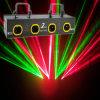 Luz do clube, luz do raio laser (Reke-04RG)