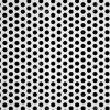 円形の穿孔パターンの金属の装飾的なステンレス鋼穴があいたシート