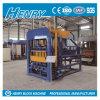 Bloco de cimento Qt4-15 que faz a máquina a construção automática obstruir a fatura da maquinaria
