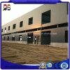 Taller prefabricado de la estructura de acero de Constructuion