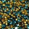 Rhinestone cristalino (SS3-SS49)
