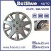 Coperchio di plastica 4PCS della pelle dell'orlo del coperchio di rotella del Hubcap dell'ABS