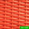 Colurful Plastic Wicker Rattan per Outdoor Furniture Factory