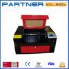 Minimaschinen-Gummilaser-Gravierfräsmaschine, CO2 Laser-Gravierfräsmaschine