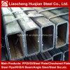 ERW tubes en acier rectangulaire pour matériaux de construction