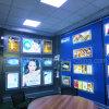 Painel de exibição do menu LED Publicidade Caixa de luz acrílica