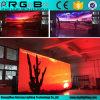 Mayor rentabilidad al aire libre P6 SMD LED