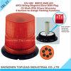 Ce-Mark ambre 3 Flash Functions Magnetic Warning Light/Rotating Warning Lights /LED Strobe Light (TBL 27) de 12V-48V 80PCS SMD DEL IP56 2 Years Warranty