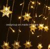 Luz do diodo emissor de luz da neve, iluminação de Natal