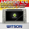 Hyundai H1 (STAREX)를 위한 Witson Android 4.2 System Car DVD (W2-A7024)