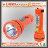 Solar1w LED Taschenlampe mit Schreibtisch-Lampe für das Suchen (SH-1936)