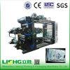 Ceramic RollerのPLC Control Plastic Bag Printing Machine