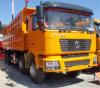 Shacman 40 autocarro con cassone ribaltabile del camion pesante 8X4 di tonnellata