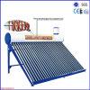 Non-Pressurized compacto calentador de agua solar con CE