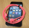 中国製iPhone 5 USBケーブルのための高品質USBケーブル(us054-4)