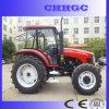 De Tractor van de Dieselmotor van Yto 80HP aan Landbouwtrekker 110HP 4*2WD