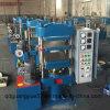 Máquina quente de borracha da máquina do Vulcanizer do Vulcanizer da placa do PVC/imprensa do laboratório