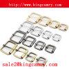 Inarcamento in lega di zinco di Pin di metallo dell'inarcamento di cinghia con il rullo