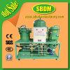 Sistema automático de la regeneración de /Oil de la regeneración del petróleo del carril de la eficacia alta de Kxzs
