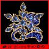 El nuevo estilo del PVC LED Garland de Navidad del copo de nieve adorno de Luz