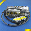 Q1253-60041 C6095-60186 para HP Designjet 5000 5500 Asamblea Tubos de tinta original Nueva