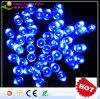 青いカラー太陽ストリングLights/200LEDs太陽豆電球休日の太陽