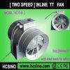 Baixo Noise Tt Fan/Low Noise Axial Fan para Hydropnics