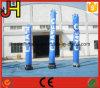 Danzatori gonfiabili di pubblicità gonfiabili esterni dell'aria dell'uomo del tubo di Custome