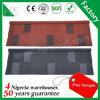 Guangzhou Fabricación de piedra muestra libre de metal recubiertas de teja