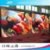 Farbenreiche P3mm hohe Präzisions-Innenmiete LED-Bildschirmanzeige