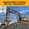 De larga duración Soluciones de superficie para maquinaria de Construcción de cromo duro Revestimiento del Sistema de plasma / HVOF / Arco máquina pulverizadora con el aerosol de la antorcha