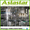 Botella de bebida de vino automático de la Lavadora de vidrio de la planta de limitación de llenado