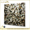 Materiali da costruzione cucina e mattonelle di mosaico madreperlacee delle coperture del Rhombus nero di Backsplash della stanza da bagno per la decorazione della parete