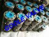 150lb rf a bridé le robinet à tournant sphérique de tourillon de forge (GAQ47N)