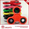 Girador colorido da inquietação do brinquedo do girador da mão do rolamento plástico