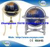Tipo caliente regalos del globo del escritorio de la venta 150mm/220mm/330m m de Yaye 18/de la Navidad del mundo del globo de la piedra preciosa