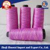 Flyknit를 위한 100%년 폴리에스테 100d/96f 공간에 의하여 염색되는 털실