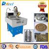 Pequeños hierro/acero/cobre del grabado del ranurador del metal del CNC de la eficacia alta
