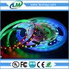 Da luz mágica do partido da cor do brilho IC2811 elevado luz de tira flexível do diodo emissor de luz
