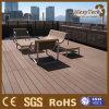 Prancha de madeira verde do Decking de Foshan WPC para o terraço do telhado