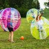 Bola de parachoques de la carrocería, balompié de la burbuja, balón de fútbol de Zorb