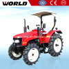 China hizo el tractor de la rueda de 4WD 2WD 70HP